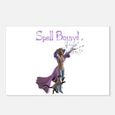 Spell Bound Postcards (Package of 8)