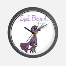 Spell Bound Wall Clock