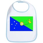 Christmas Islands Bib