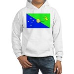 Christmas Islands Hooded Sweatshirt