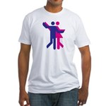 Simply Dance Fitted T-Shirt