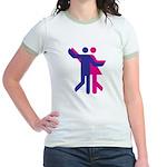 Simply Dance Jr. Ringer T-Shirt