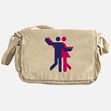 Simply Dance Messenger Bag