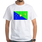 Christmas Islands White T-Shirt