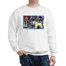 Wheatie trick o treat Sweatshirt