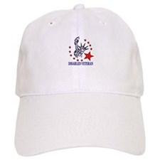 Disabled Veteran Baseball Cap