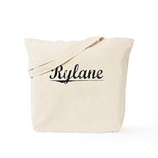 Rylane, Aged, Tote Bag