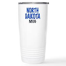 NORTH DAKOTA MUG Travel Mug