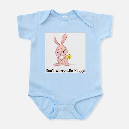 Be Hoppy Bunny Infant Creeper