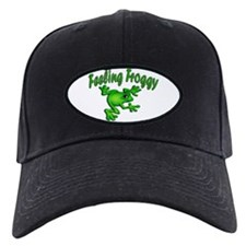 Feeling Froggy Baseball Hat