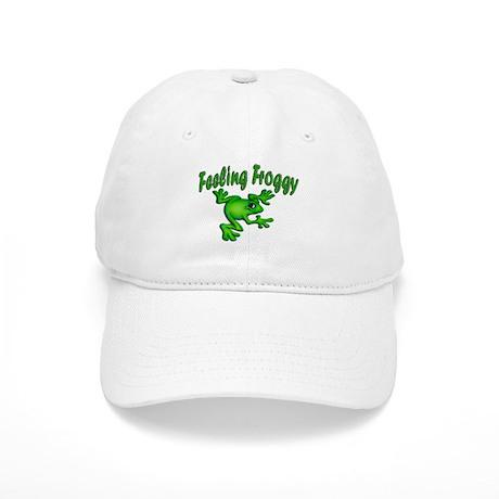 Feeling Froggy Cap