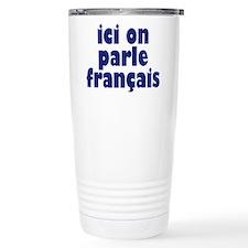 Funny Spoken word Travel Mug