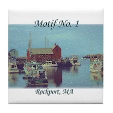 Motif No1 Tile Coaster