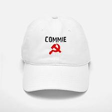 Commie Baseball Baseball Cap