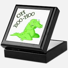 Crocodile Tears Keepsake Box