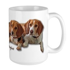 Two Beagles Mug