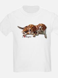 Two Beagles T-Shirt