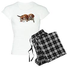 Two Beagles Pajamas