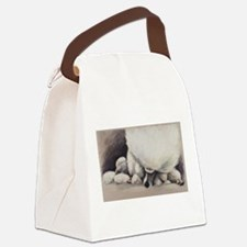 Ready to Go Canvas Lunch Bag