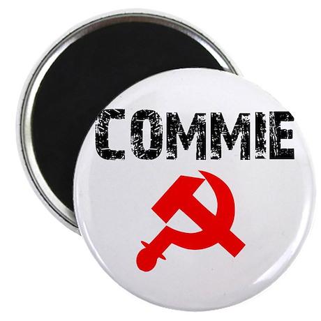 Commie Magnet