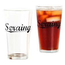 Seraing, Aged, Drinking Glass