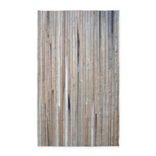 Beautiful Barnwood1 3'x5' Area Rug