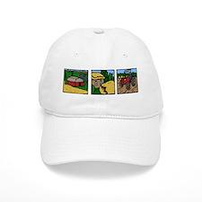 Farmland Triple Print Baseball Cap