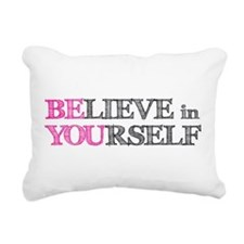 Cute Success Rectangular Canvas Pillow
