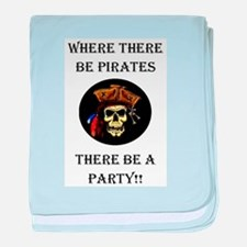 PartyPirate2a.jpg baby blanket