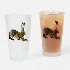 Hare Brown.jpg Drinking Glass