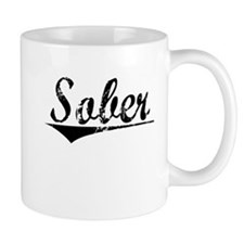 Sober, Aged, Mug