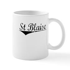 St Blaise, Aged, Mug