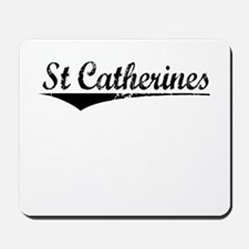 St Catherines, Aged, Mousepad
