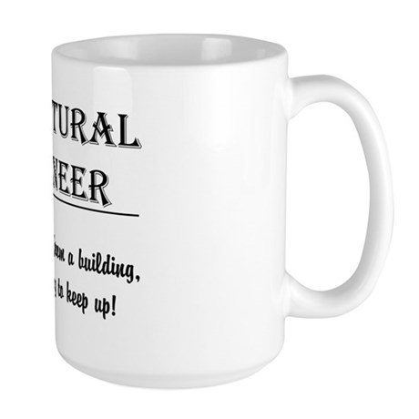 Structural Engineer Large Mug