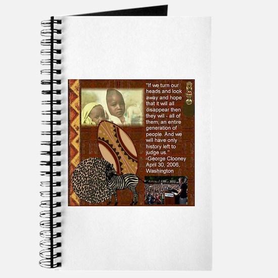 Unique Darfur Journal