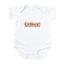 Crikey Crocodile Hunter Infant Bodysuit