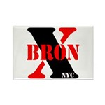 BronX NYC Rectangle Magnet (100 pack)