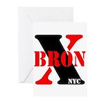BronX NYC Greeting Cards (Pk of 10)