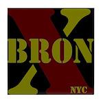 BronX NYC Tile Coaster