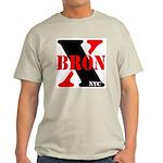 BronX NYC Ash Grey T-Shirt