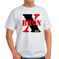 BronX NYC Ash Grey T-Shirt