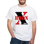 BronX NYC White T-Shirt