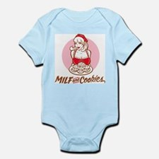 MILF and Cookies Infant Bodysuit