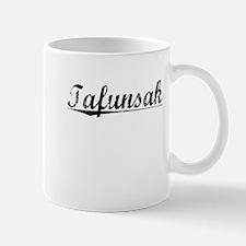 Tafunsak, Aged, Mug