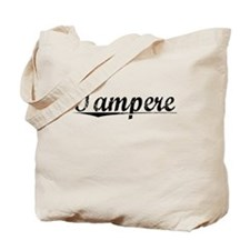 Tampere, Aged, Tote Bag