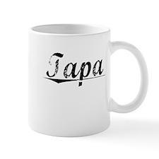 Tapa, Aged, Mug