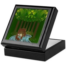Bear of Wisdom Keepsake Box