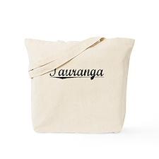 Tauranga, Aged, Tote Bag