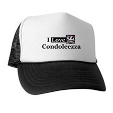 I Love Condoleezza Trucker Hat