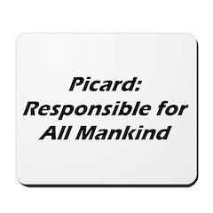 Mousepad - picard